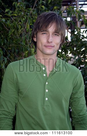 15 January 2005 - Hollywood, California - Jay Kenneth Johnson. The 2005 Golden Glam presented by the Media Shop at the Media Shop in Hollywood.
