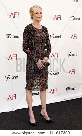 Melanie Griffith at the AFI Life Achievement Award Honoring Shirley MacLaine held at the Sony Studios in Los Angeles, USA on June 7, 2012.