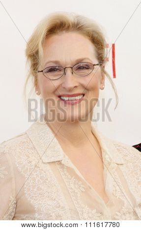 Meryl Streep at the AFI Life Achievement Award Honoring Shirley MacLaine held at the Sony Studios in Los Angeles, USA on June 7, 2012.