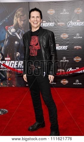 Hal Sparks at the Los Angeles premiere of