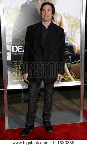 HOLLYWOOD, CALIFORNIA - February 1, 2010. Henry Thomas at the World premiere of