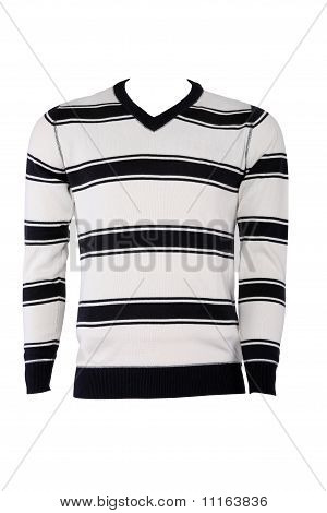 Striped Male Sweater