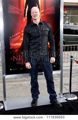 Derek Mears at the Los Angeles Premiere of