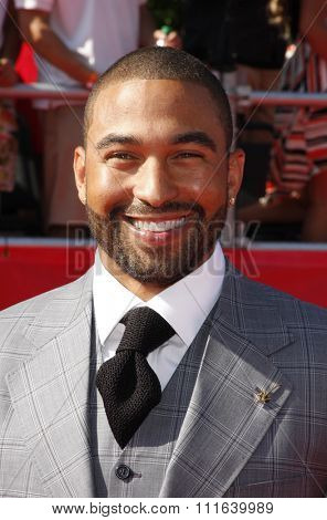 Matt Kemp at the 2012 ESPY Awards held at the Nokia Theatre L.A. Live in Los Angeles, USA on July 11, 2012.