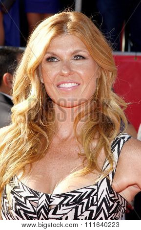 Connie Britton at the 2012 ESPY Awards held at the Nokia Theatre L.A. Live in Los Angeles, USA on July 11, 2012.