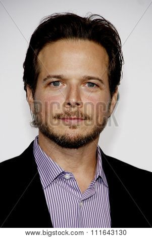 LOS ANGELES, CALIFORNIA - December 7, 2012. Scott Wolf at the 2nd Annual American Giving Awards held at the Pasadena Civic Auditorium in Los Angeles.