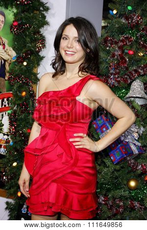 LOS ANGELES, USA - Ali Cobrin at the Los Angeles Premiere of