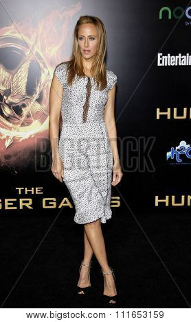 Kim Raver at the Los Angeles Premiere of