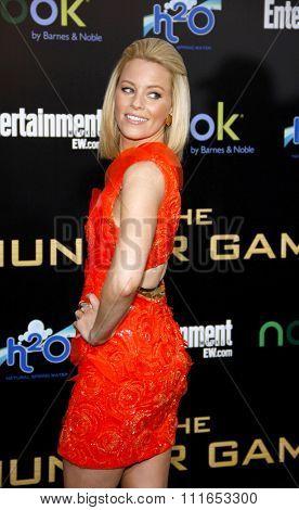Elizabeth Banks at the Los Angeles Premiere of