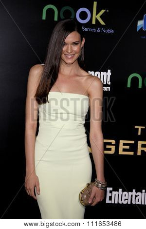 Odette Annable at the Los Angeles Premiere of