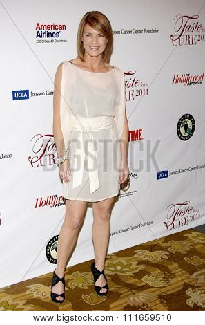 Kathleen Rose Perkins at the Taste for a Cure held at the PBeverly Wilshire Hotel in Los Angeles, California, United States on April 15, 2011.
