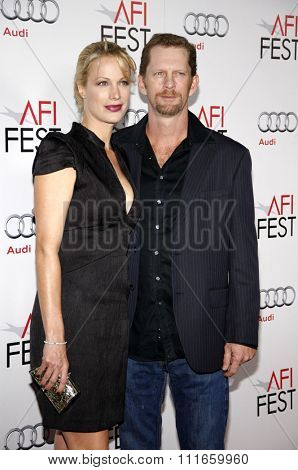 HOLLYWOOD, CALIFORNIA - November 3, 2011. Alison Eastwood at the AFI Fest 2011 Opening Night Gala World Premiere Of