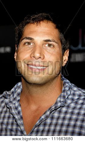 Joe Francis at the JLO's Private American Music Awards Private afterparty held at the Greystone Manor Supper Club in West Hollywood, California, United States on November 20, 2011.