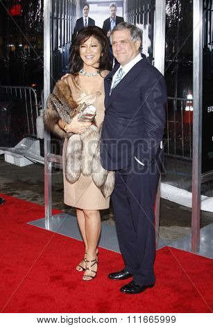 HOLLYWOOD, CALIFORNIA - January 19, 2010. Julie Chen at the Los Angeles premiere of