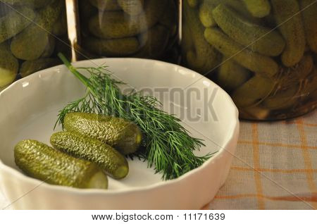 Pickles Jar