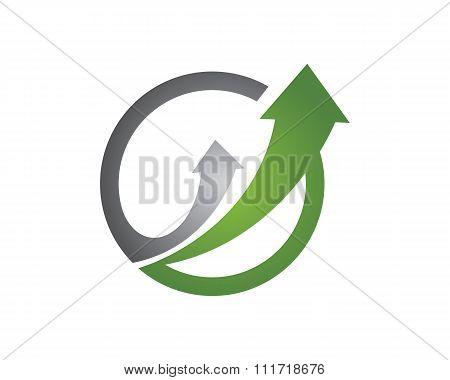 Faster the future  Logo