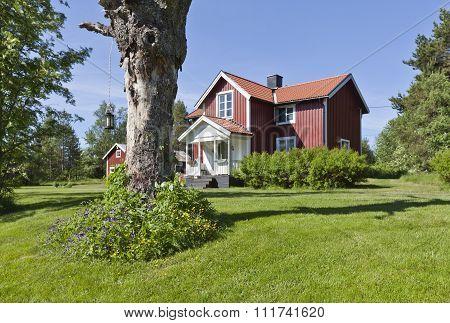 UP NORTH, SWEDEN ON JUNE 23