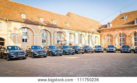 Mercedes-benz All New Glc Suv 2015 Test Drive Day