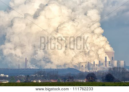 Power Plant Emission