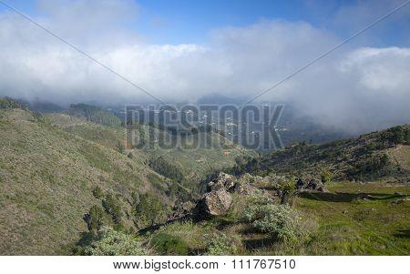 Gran Canaria, Las Cumbres