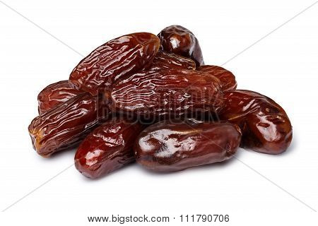 Dried Dates Fruits Isolated