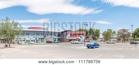 Panorama Of The Bloemfontein Tourist Centre