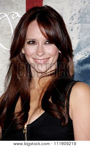 HOLLYWOOD, CALIFORNIA - November 3, 2011. Jennifer Love Hewitt at the AFI Fest 2011 Opening Night Gala World Premiere Of