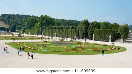 Schoenbrunn Sissi Castle -  Vienna