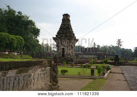 Penataran, Hindu temple, East Java, Indonesia
