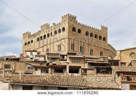 Castle Of Valderrobres, Teruel, Aragon Community, Spain
