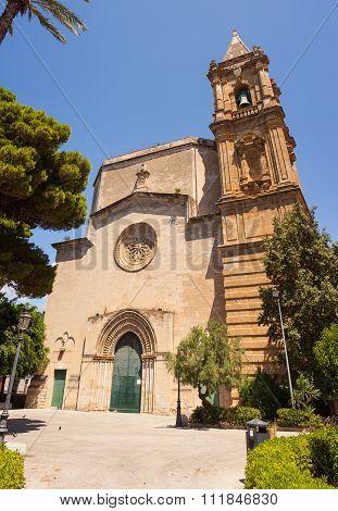 Sanctuary Of Maria Santissima Annunziata, Trapani