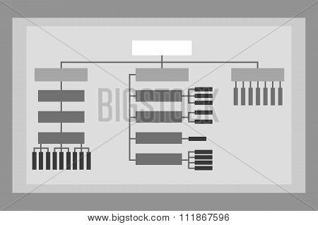Illustration Of Flat Graphic