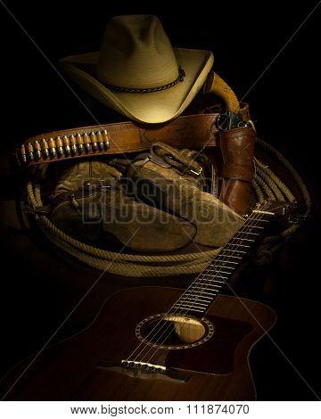 Cowboy Guitar