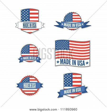 american made in usa labels