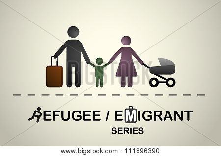 Family of immigrants / refugees.