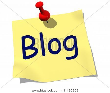 Blog Note