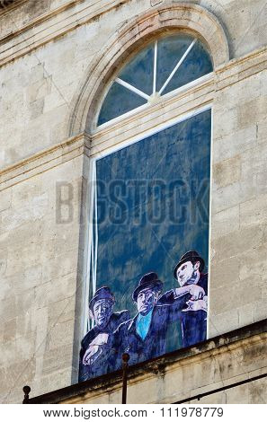 Poster, Avignon Theater Festival