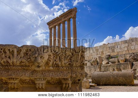 Baalbek, Lebanon, Middle East