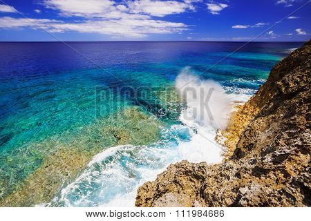 Alofi, Niue.
