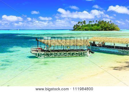 Rarotonga, Cook Islands.