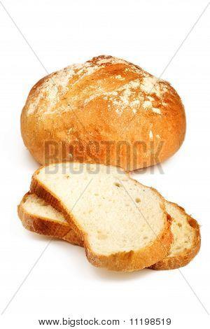 A fresh bread for breakfast