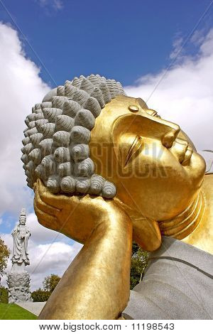 Buddha Rested