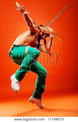 Professional Stunt Dancer