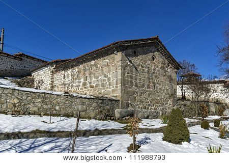 Medieval church of  St. Theodore Tyron and St. Theodore Stratelates, Dobarsko village,