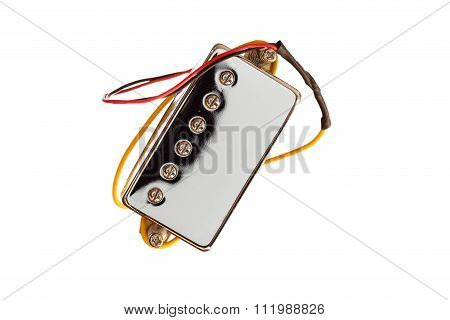 Chrome Guitar Pickup