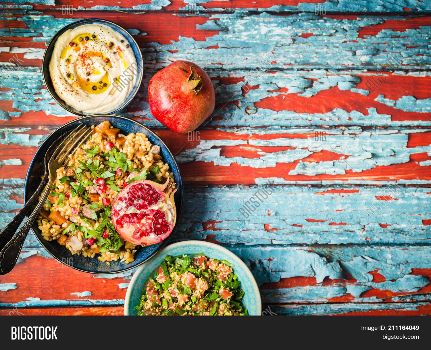 Imagen y foto middle eastern food table bigstock middle eastern food table forumfinder Gallery