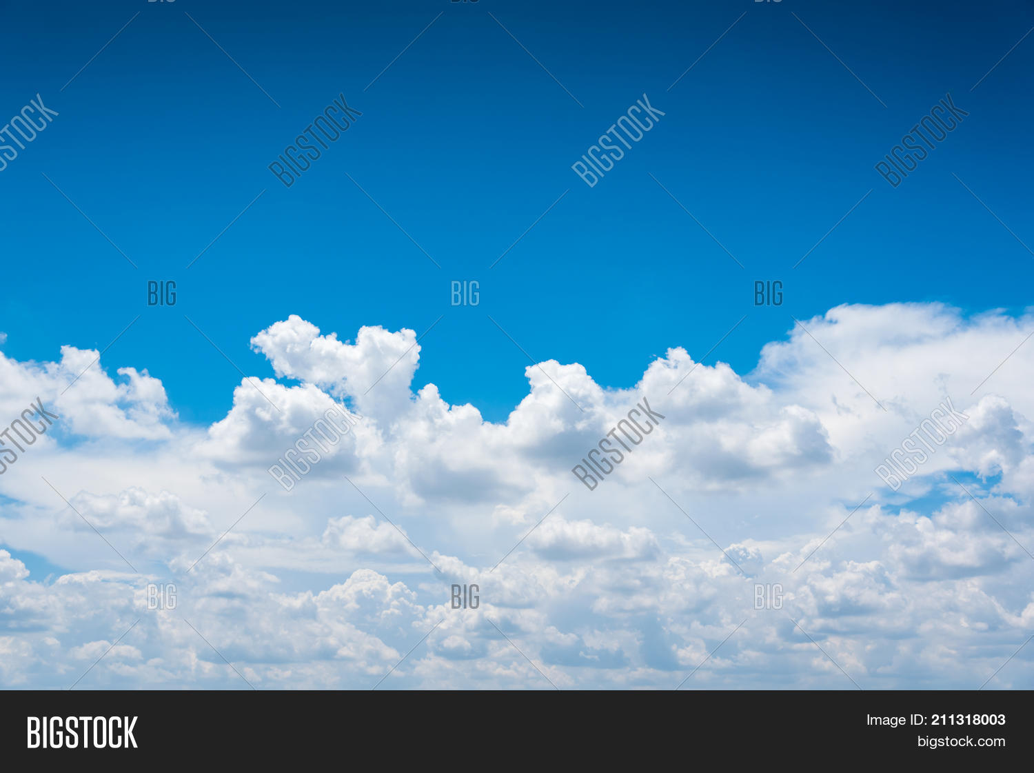 vast blue sky clouds image & photo (free trial) | bigstock