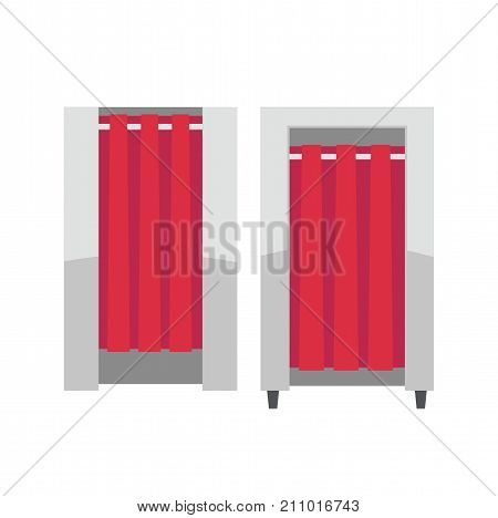 Fitting Cabins With Curtain