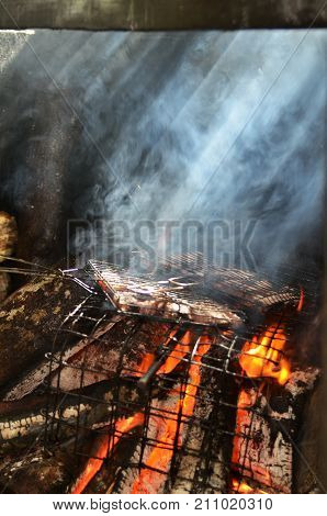 Sinalau Bakas Or Smoked Wild Boar