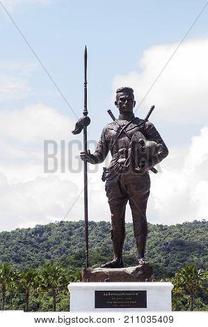 Ratchapak Park Hua Hin king Naresuan the great